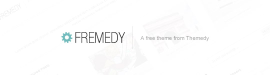 Post image for Free Genesis and Thesis child theme, Fremedy, now available